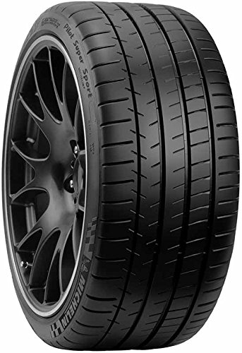 Michelin Pilot Super Sport Performance Radial Tire-255/35ZR19 92Y