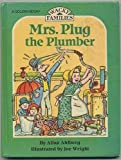 Mrs. Plug the Plumber (Happy Families)