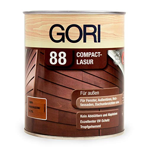 Gori 88 Compact-Lasur LH Mahagoni 750 ml