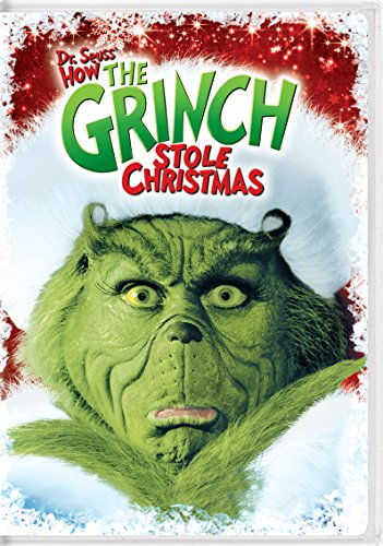Dr. Seuss' How The Grinch Stole Christmas - New Artwork
