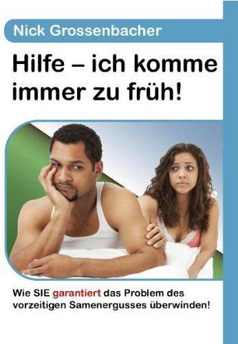 Hilfe - ich komme immer zu früh! (German Edition) by Unknown(2011-08-22)