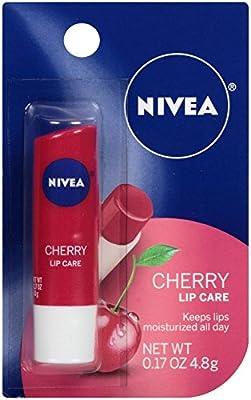 Nivea Lip Care A Kiss of Flavor Lip Care Stick - Cherry