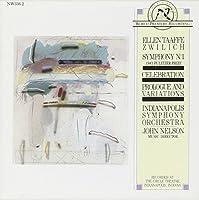 Ellen Taaffe Zwilich: Orchestral Works (1992-12-08)