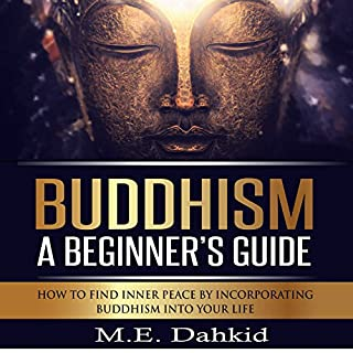 Buddhism: A Beginner's Guide cover art