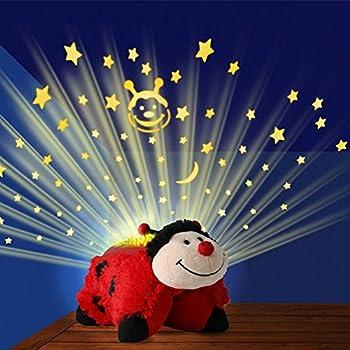 Pillow Pets Dream Lites - Ms Ladybug 11