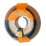 Decora 0075025 - Molde Savarin con forma de rosquilla (diámetro 20 x altura 7,5 cm, antiadherente