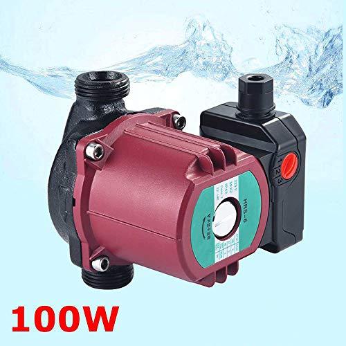 QWERTOUY 3 snelheden  220V centrale verwarming Circulator Mute Boiler Warm watercirculatiepomp koud en warm water algemeen