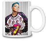 Sharaya J Portrait Mug Cup