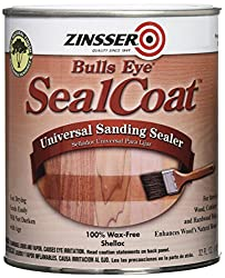Rust-Oleum Zinsser 854 1-Quart Bulls Eye Sealcoat Universal Sanding Sealer review