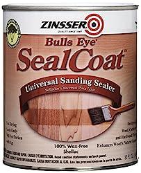 Rust-Oleum Zinsser 854 1-Quart Bulls Eye Sealcoat Universal Sanding Sealer review