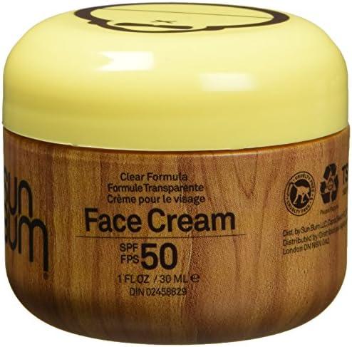 [Amazon.ca] Sun Bum Clear Zinc Oxide Face Cream, SPF 50, 30 mL, was $12.99, now $4.99