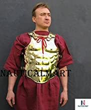 NAUTICALMART LARP Ancient Anatomical Roman Greek Muscle Breastplate Cuirass
