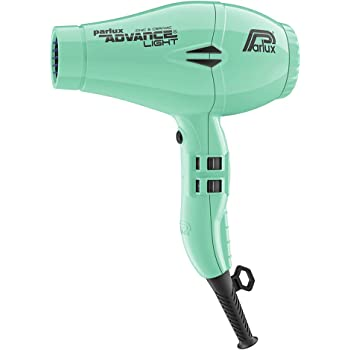 Parlux Advance Light Ionic and Ceramic Hair Dryer - EMERALD BLUE