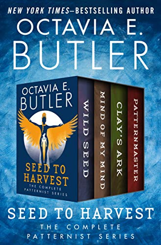 Seed to Harvest: The Complete Patternist Series (The Patternist Series) (English Edition)