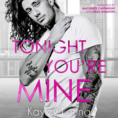 Tonight You're Mine audiobook cover art
