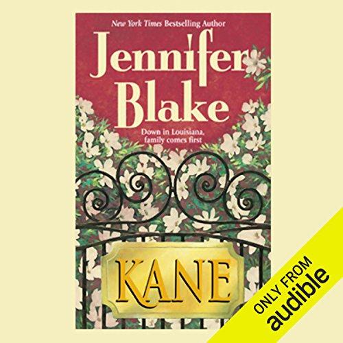 Kane audiobook cover art
