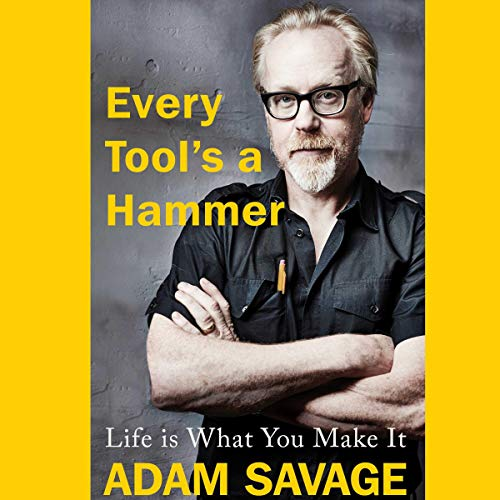 Couverture de Every Tool's a Hammer