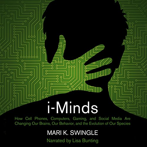 i-Minds audiobook cover art