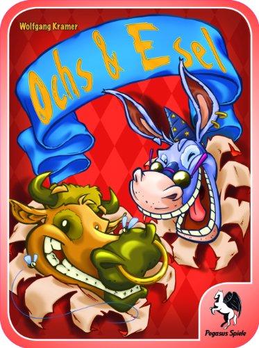 Kartenspiel Esel