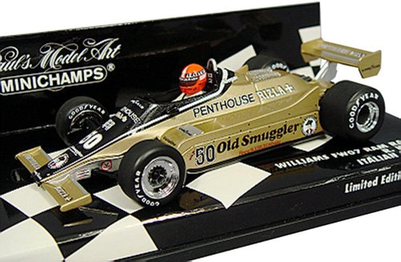 PMA 1 43 Williams FW07 Penthouse 1980  GP   50 R. Keegan (japan import)