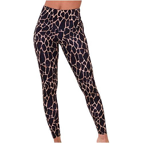 LMDGO Tik Tok Strumpfhose Damen Leggings Sporttrainingshose FitnessTummy Control Running Yoga Workout