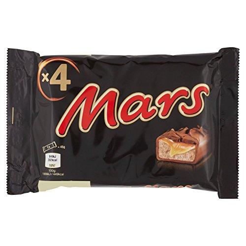 Mars Multipack - 180 gr