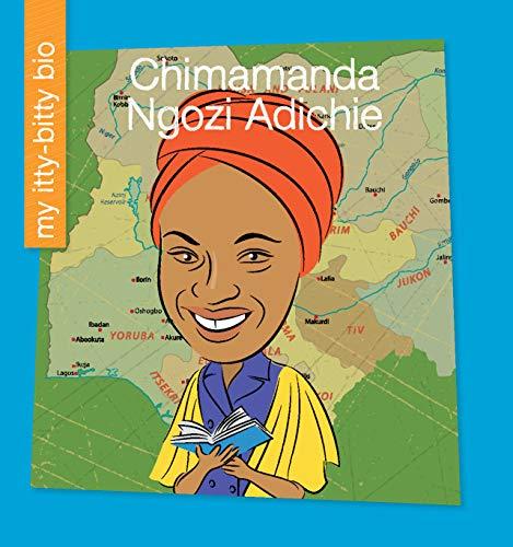 Chimamanda Ngozi Adichie (My Early Library: My Itty-Bitty Bio) (English Edition)