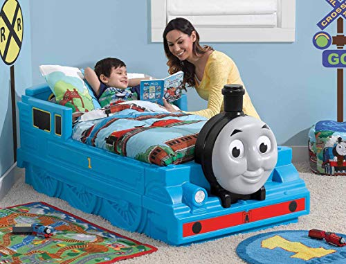 STEP 2 Stufe2 Thomas The Tank Engine Kleinkind Bett