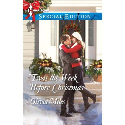 'Twas the Week Before Christmas audiobook cover art