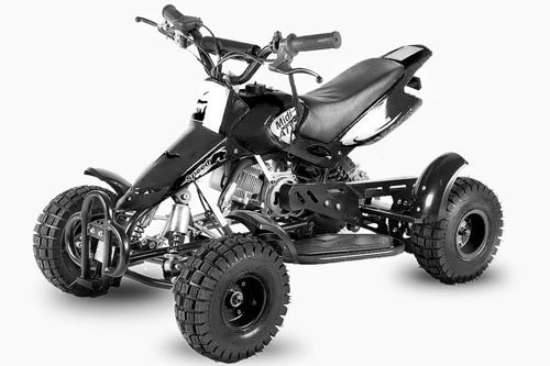 Kinder Quad Mini Atv 49cc Quad Miniquad Kinderquad Sios