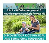 2 in 1 - Diet & Nutrition + Discovery for kids Home DNA