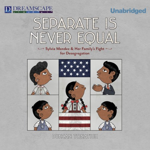 Separate Is Never Equal audiobook cover art