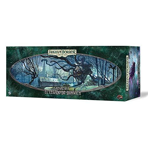 Fantasy Flight Games - Return To The Dunwich Legacy Campaign - Español (AHC28ES)