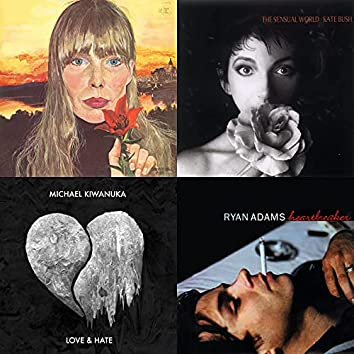 Singer-Songwriters to Wallow To