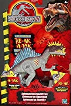 Jurassic Park III Re-Ak A-Tak Electronic Spinosaurus Aqua Attack