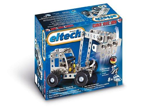 Eitech - C68 - Jeu De Construction - Digger/Truck