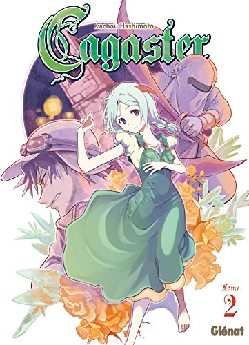 Cagaster - Tome 02