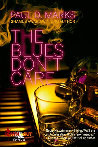 The Blues Don\'t Care (Bobby Saxon Book 1) (English Edition)