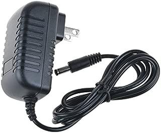 PK-Power AC Adapter for Jump-N-Carry Clore JNC300XL KKC-JNC212 900 SOLJNC212, KKC-JNC212 / CS1000 JNC300XL Solar 300XL 900 Peak Amp 12-Volt Jump Starter w/ Small Jack