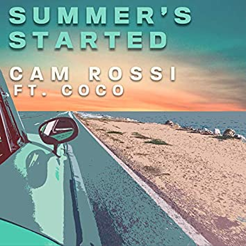 Summer's Started (feat. Coco S)