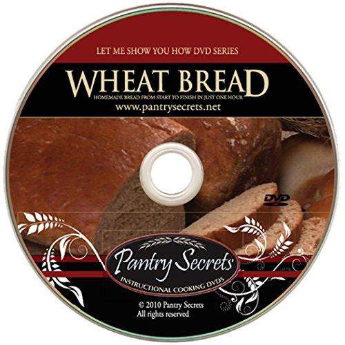 "Pantry Secrets ""Show Me How DVD Series"" Homemade Wheat Bread DVD"