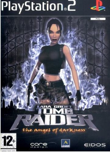 Tomb Raider:the Angel of Darkness