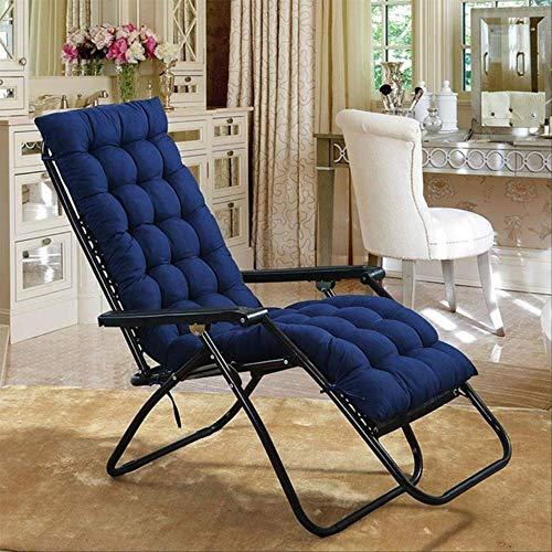 Geen vaste mat voor ligstoel, inklapbaar, voor de tuin, dikke zonnelounge, zitkussen, bankkussen, tatami-mat, zonder stoel 48X110cm  Rosa Roja