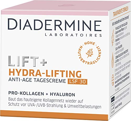 Diadermine Lift+ Hydra-Lifting Tagescreme LSF 20, 1er Pack (1 x 50 ml)