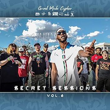 Grind Mode Cypher Secret Sessions, Vol. 6