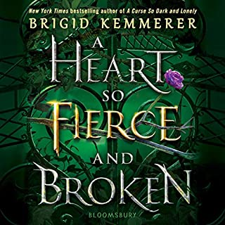 A Heart so Fierce and Broken cover art