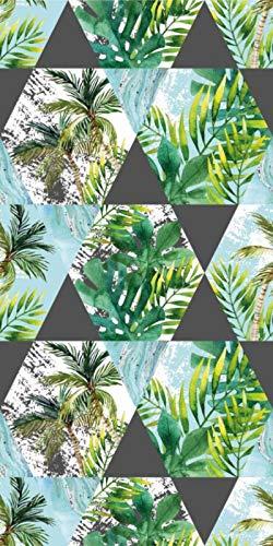 Faro Tekstylia Tropical Island Palmen Badetuch Handtuch Strandtuch Duschtuch 70 x 140 cm