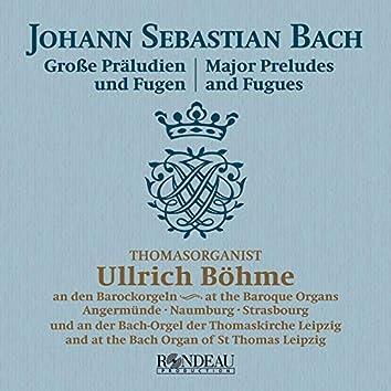 J.S. Bach: Major Preludes & Fugues