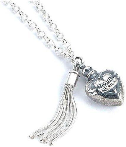 promociones de descuento plata plata plata de Ley Harry Potter Collar de poción de amor  precios mas baratos