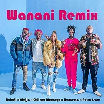 Wanani (Remix)